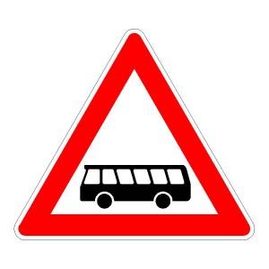 Verkehrszeichen (145) - StVO Kraftomnibusse