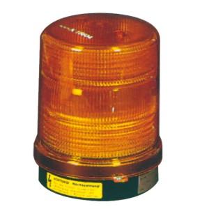 Blitz-Rundumkennleuchten MAGNUS 12/24V-Doppelblitz, gelb
