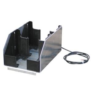 Lade- und Transportbox für 2 Tele-Blitz