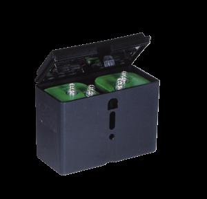 Batteriebox 6 V für 2 Batt. 4R25