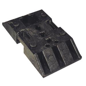 Sicherheitsbaken-Fußplatte K35