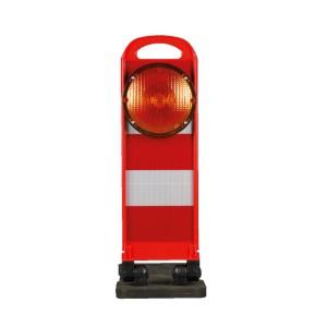FlashMax mit gelber LED-Blitz-Leuchte