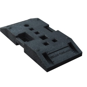 BASt Fußplatte nach K1 30KG Typ NOX