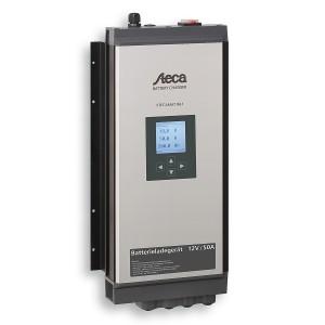 Stecamat 861 Prozessorgeregeltes Ladegerät für Bleibatterien