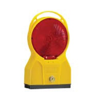 TL-Warnleuchte Typ Future, LED rot, einseitig