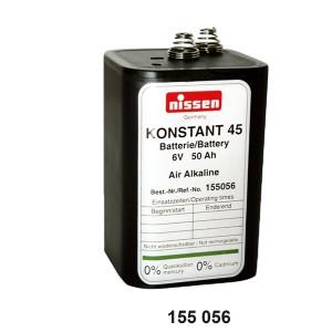 Batterie Konstant 45, 6 V, 45-50 Ah