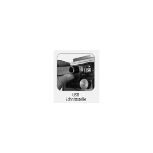USB-Schnittstelle (inkl. USB-Stick)