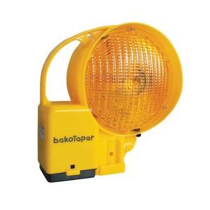 BakoTaper Typ 628 LED-Flash Führungslichtleuchte, einseitig gelb