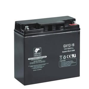 Batterie Banner GiV S12-18