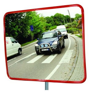 TM-I Verkehrsspiegel eckig