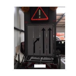 Mobile Vorwarntafel VLT1-11-70 gebraucht