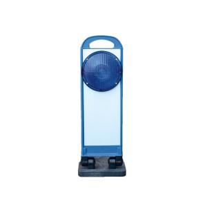 Flashmax mit LED-Blinkleuchte blaue Ausführung