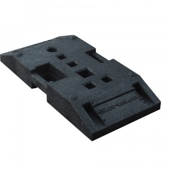 SCHAKE TL Fußplatte nach K1 30KG Typ NOX