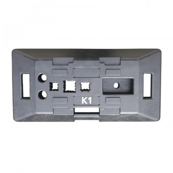 """Universal-Sicherheitsbakenfußplatte """"K1"""""""